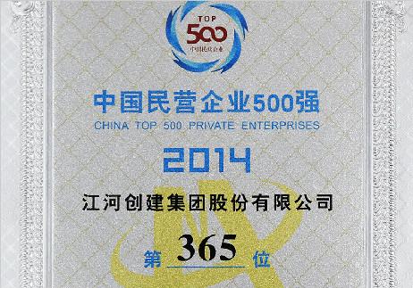 中国民营企业500强